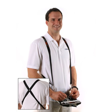 Dx10 TX Shoulder Harness