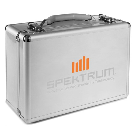 Spektrum Aluminium Surface Transmitter Case