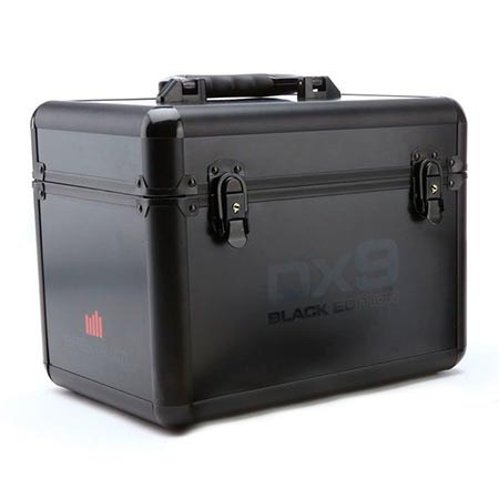 DX9 BLACK EDITION TRANSMITTER CASE