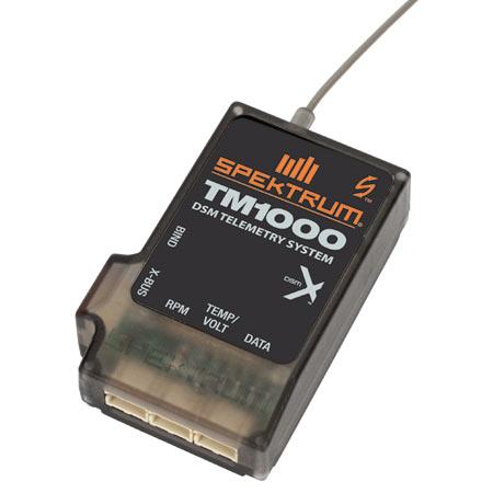 TM1000 DSMX Full Range Aircraft Telemetry Module