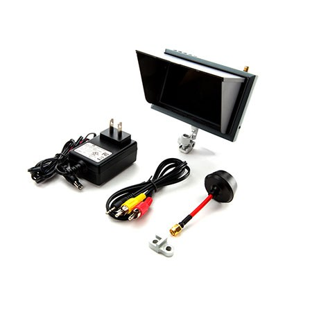 SPEKTRUM 4.3 INCH VIDEO MONITOR SUNSHADE MOUNT