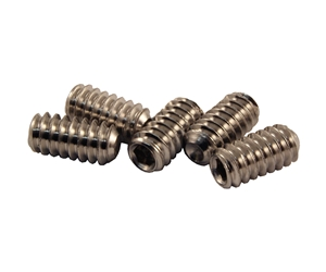 M2x3 Stainless Grub Screw (Pk12)