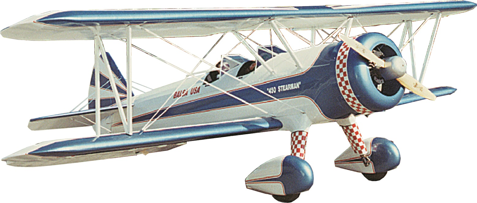 1/3 Scale Stearman PT-17