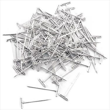 Steel T-Pins 1inch 25mm