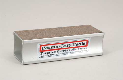 Permagrit Sanding block (140mm) Dual Grit SB140