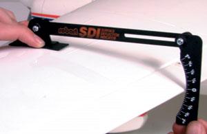 Surface Deflection Indicator
