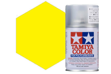Tamiya PS-6 Yellow