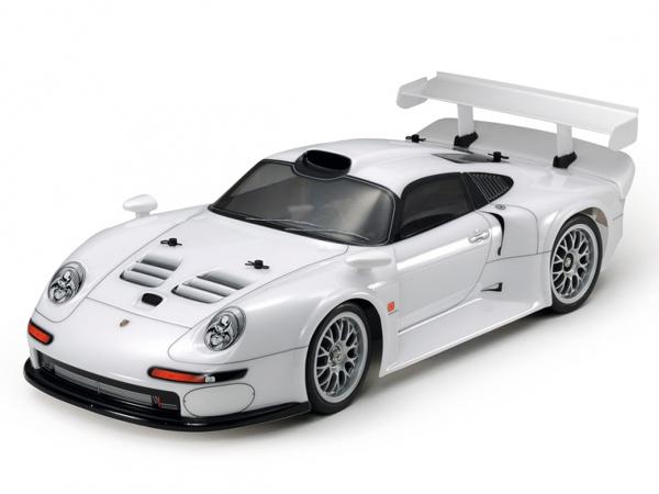 Tamiya PORSCHE 911 GT1 STREET(TA03R-S)1996