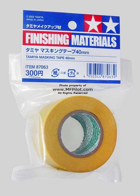 Tamiya Masking Tape (40mm)