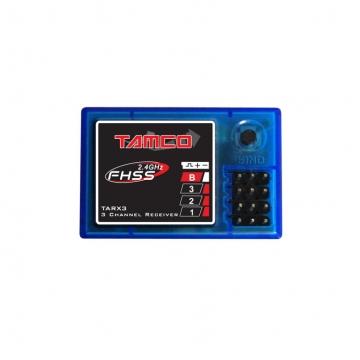 TAMCO 3 Ch Rx