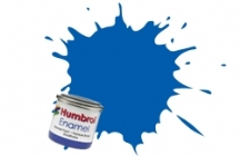 Humbrol No.1 Tinlets French Blue (14) - 14ml Gloss Enamel