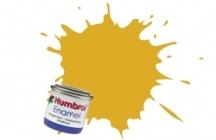 Humbrol No.1 Tinlets  Gold (16) - 14ml Metallic Enamel