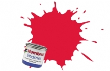 Humbrol  No.1 Tinlets Bright Red (19) - 14ml Gloss Enamel
