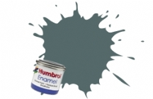 Humbrol No.1 Tinlets Slate Grey (31) - 14ml Matt Enamel Tinlet