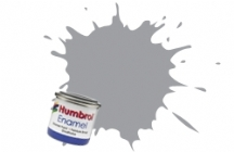Humbrol No.1 Tinlets Pale Grey (40) - 14ml Gloss Enamel