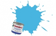Humbrol No.1 Tinlets Sea Blue (47) - 14ml Gloss Enamel