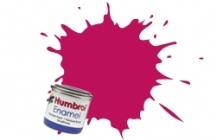 Humbrol No.1 Tinlets Sunset Red (51) - 14ml Metallic Enamel Tinlet