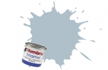 Humbrol No.1 Tinlets Aluminium (56) - 14ml Metallic Enamel Tinlet