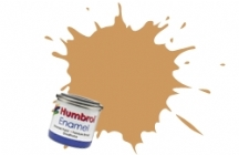 Humbrol No.1 Tinlets Sand (63) - 14ml Matt Enamel Tinlet