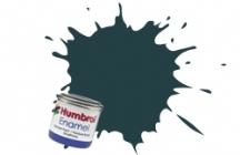 Humbrol No.1 Tinlets Tank Grey (32) - 14ml Matt Enamel Tinlet