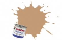 Humbrol No.1 Tinlets Brown Yellow (94) - 14ml Matt Enamel Tinlet