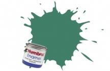 Humbrol No.1 Tinlets Mid Green (101) - 14ml Matt Enamel Tinlet