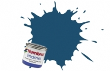 Humbrol No.1 Tinlets Oxford Blue (104) - 14ml Matt Enamel