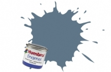 Humbrol No.1 Tinlets Intermediate Blue (144) - 14ml Matt Enamel Tinlet