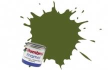Humbrol No.1 Tinlets Forest Green (150) - 14ml Matt Enamel Tinlet