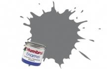 Humbrol No.1 Tinlets Dark Camoflage Grey (156) - 14ml Satiin Enamel Tinlet