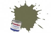 Humbrol No.1 Tinlets Interior Green (226) - 14ml Matt Enamel Tinlet
