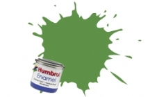 Humbrol No.1 Tinlets Clear Colour Green (1325) - 14ml Enamel Tinlet