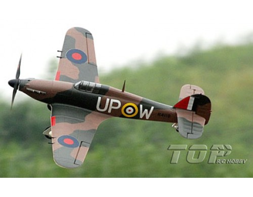 Top RC Hobby Hurricane PNP Camo