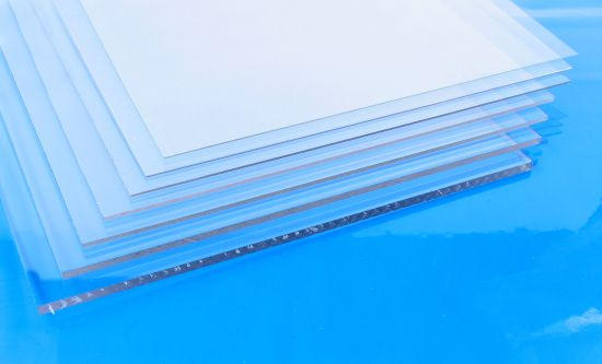 Plastic Sheet A4 Clear 1.0mm (0.040