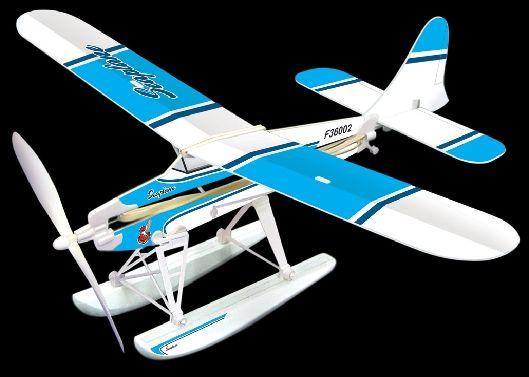 W2 Blue Wing Seaplane
