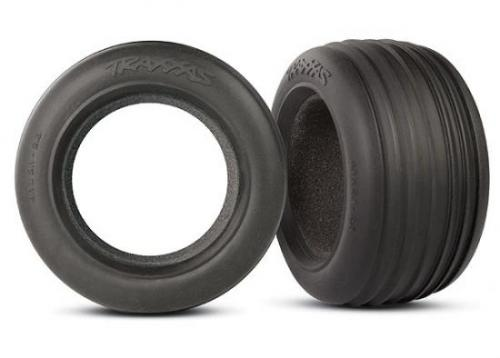 Traxxas TRX 5563 Ribbed 2.8 Tires with foam inserts