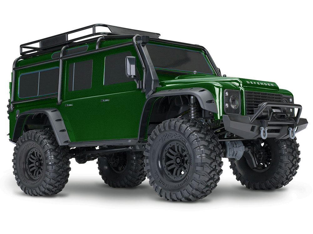 TRX-4 Land Rover Defender 110 Green (Limited Edition)