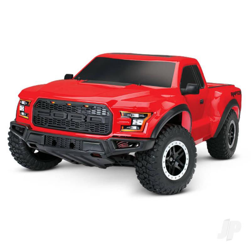 Traxxas Ford F150 Raptor XL-5 2WD (TQ/8.4V/DC Chg)