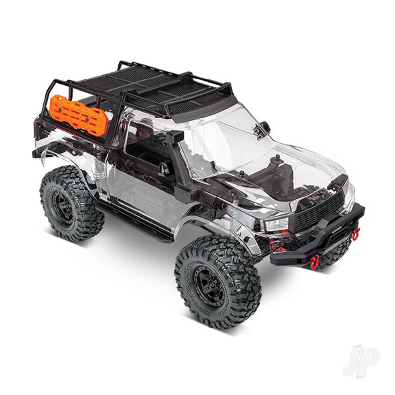 TRX-4 Sport 1:10 4X4 Unassembled Truck Kit (no Electronics)