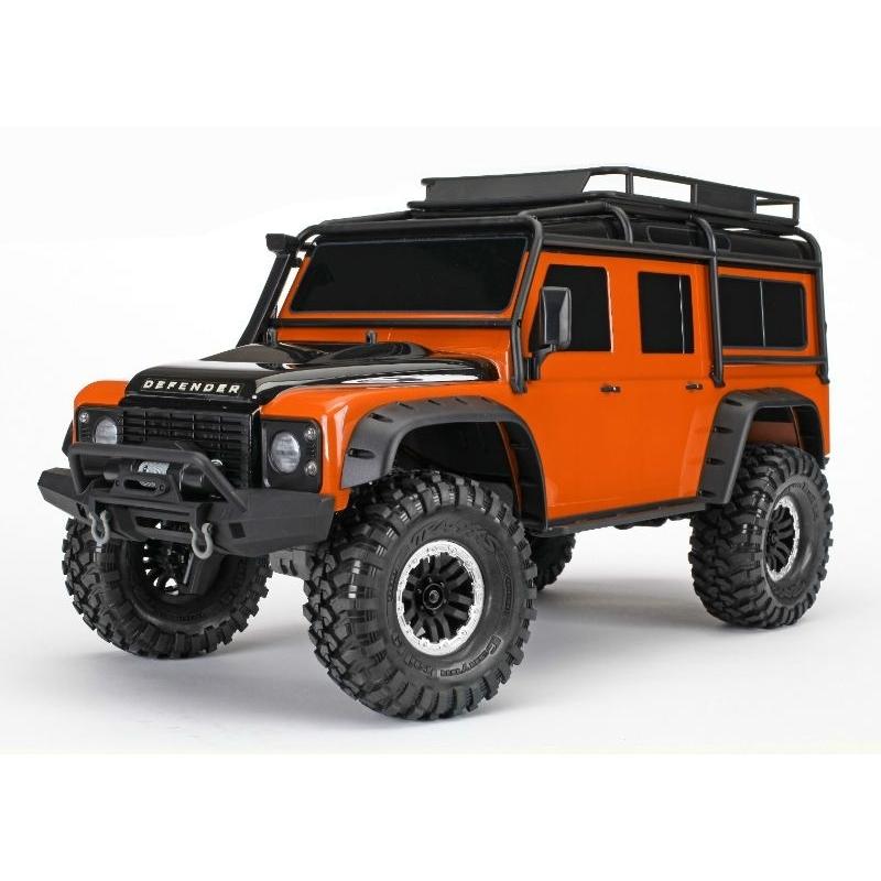 Traxxas TRX-4 Land Rover Adventure Edition Defender 110 - Orange