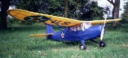 Taylorcraft 057 - 70 inch