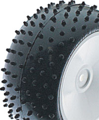 Mini Spike 2 Rear Tyres Blue 2.2