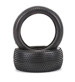 U6723 - MINI PIN 1-8th Tyre - Yellow