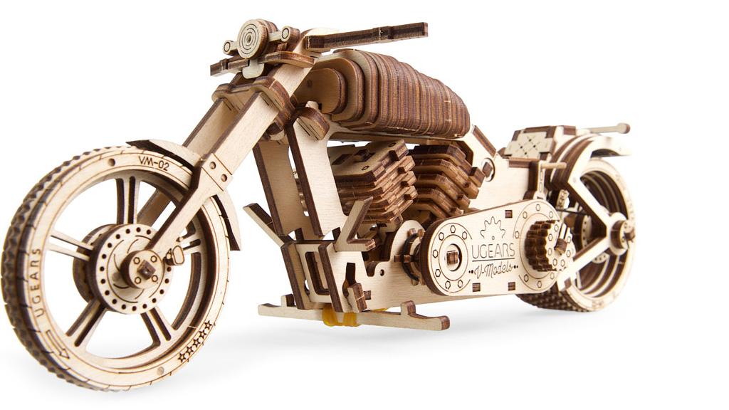Ugears Model Bike VM-02