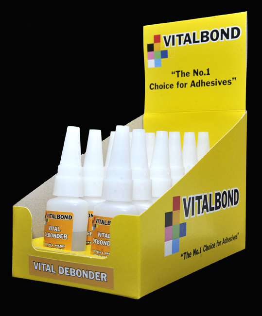 Vitalbond Vital Debonder 20g Bottle