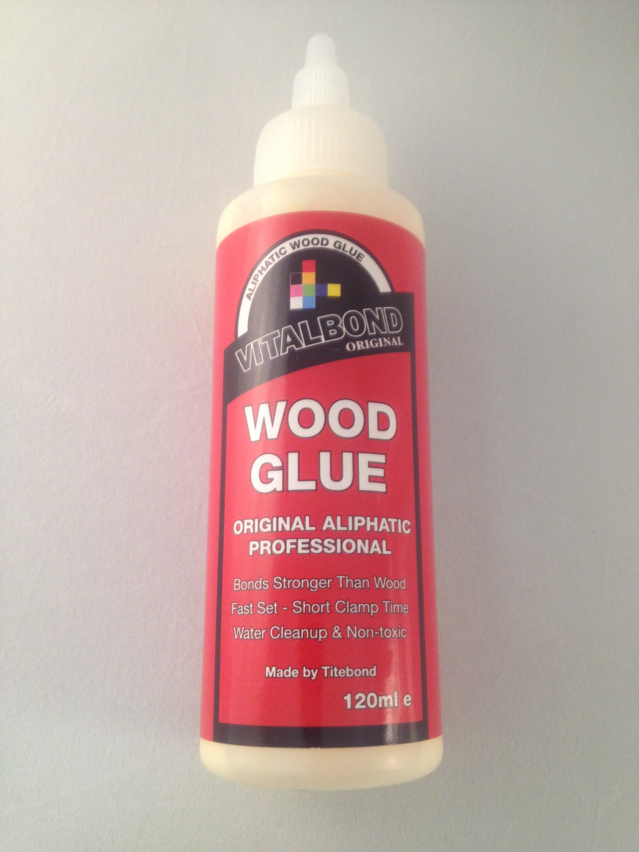 Vitalbond Aliphatic Wood Glue 250ml