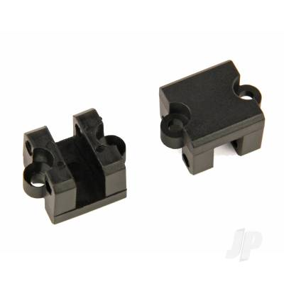 Rear Holder for Rear Shock Support Rod (2pcs) (Karoo) (Outlaw)