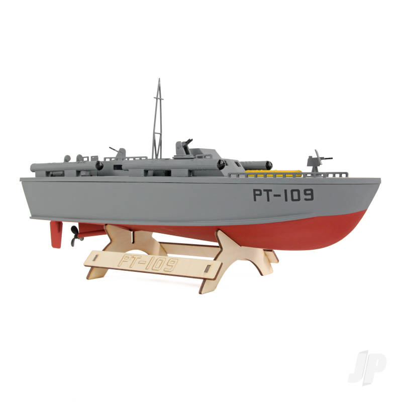 PT-109 Patrol Torpedo Boat Kit 400mm