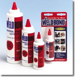 Weldbond universal adhesive 8oz WD553