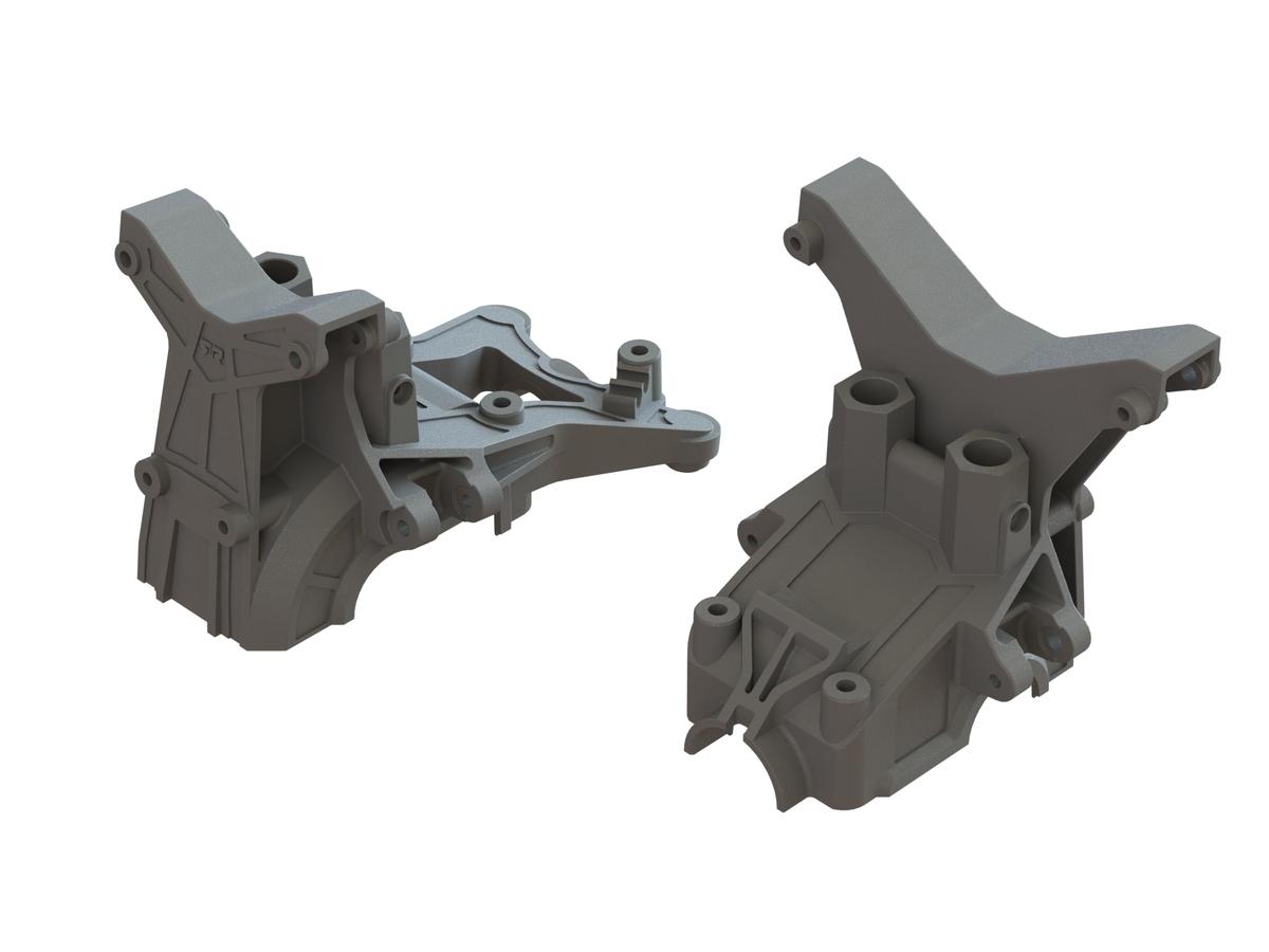 F/R Composite Upper Gearbox Cvr/Shock Twr